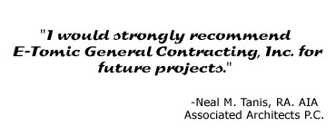 NJ General Contractors, General contractors serving Bergen County, Passaic County, Essex County, Middlesex County, Hudson County and all of New Jersey